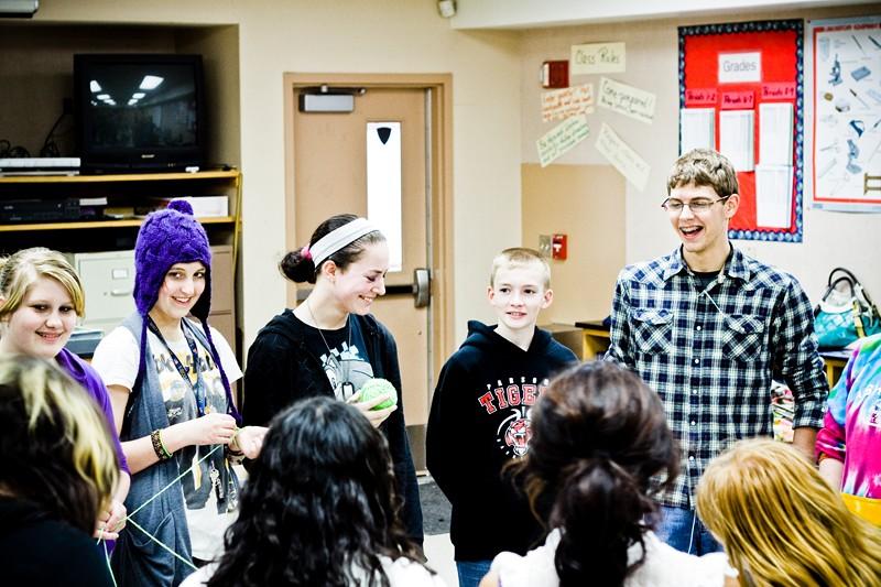 Shasta Peer Mentoring